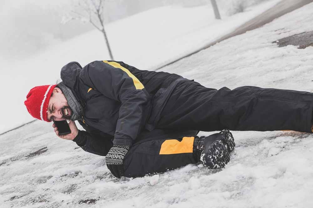 Slip and Fall Accident | Hackensack Attorney Jeffrey M. Bloom